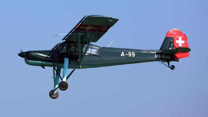 """Morane-Saulnier MS.505 Criquet -Französischer Lizenzbau der Fieseler FI-156 """"Storch"""" produziert 1942 - 1965"""
