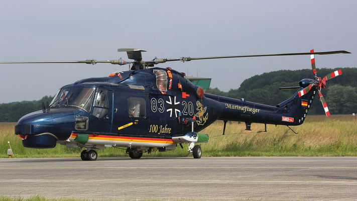 83+20 German Navy Westland Sea Lynx Mk.88A
