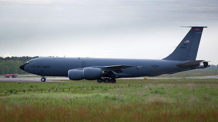 60-0367 Boeing KC-135R Stratotanker USAF