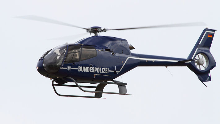 D-HSHB Bundespolizei Eurocopter EC-120B Colibri