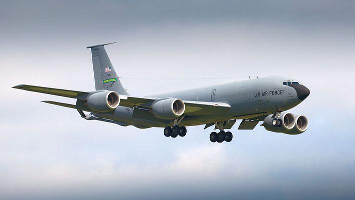 62-3557 USAF Boeing KC-135R Stratotanker