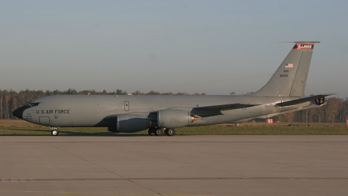 59-1500 BOEING KC-135R US AIR FORCE