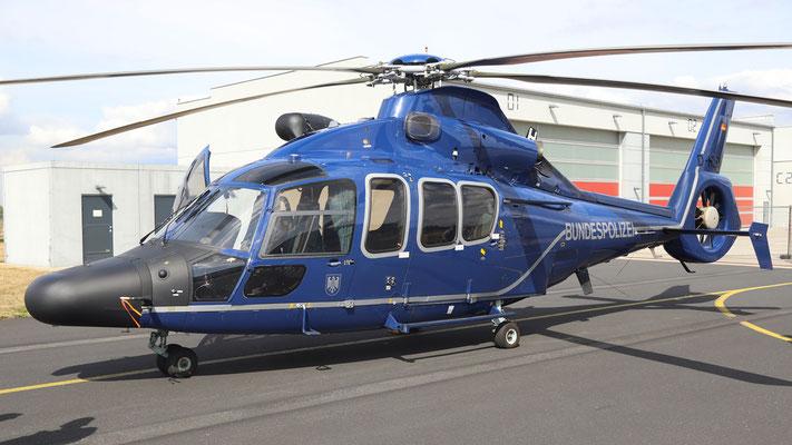 D-HLTH Bundespolizei Eurocopter EC 155B Dauphin