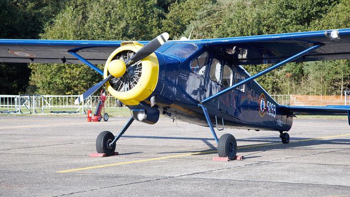 F-BNEX - Max Holste MH-1521 Broussard