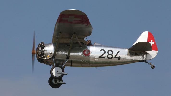 Dewoitine D-26 284 HB-RAI Baujahr 1931