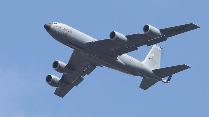 63-8018 USAF KC-135 Nebraska ANG