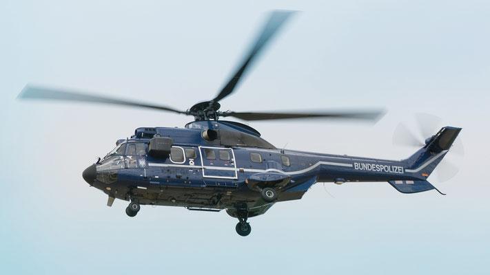 D-HEGL Bundespolizei Eurocopter AS 332 L1 Super Puma