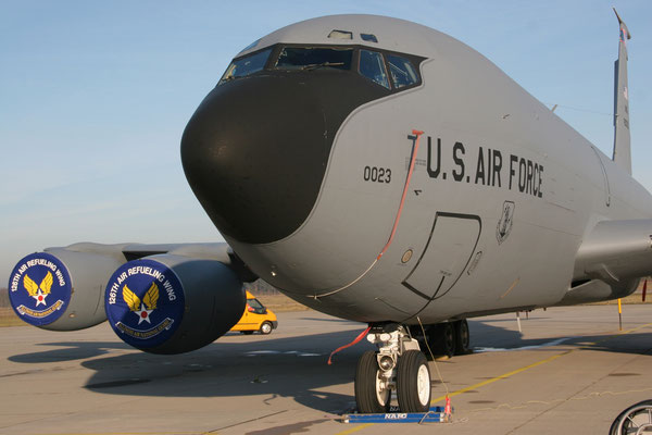 58-0023 Boeing KC-135R Stratotanker 126th ARW