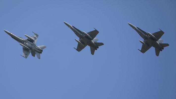 "Spanish Airforce F-18 Ala 15 ""formation Frisian Flag 2018"""