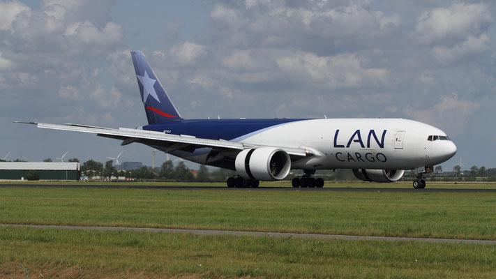 N774LA Boeing 777 F LAN Cargo