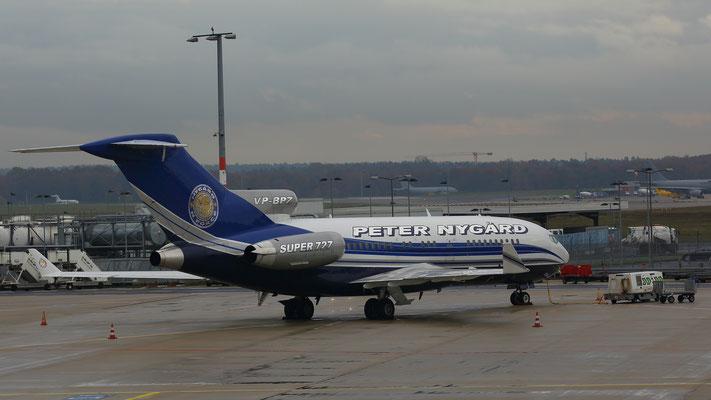 VP-BPZ Peter Nygard Boeing 727-017(RE)(WL)