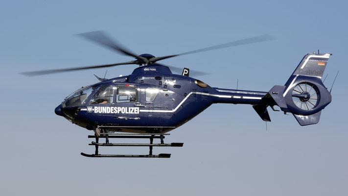 D-HVBP Bundespolizei Eurocopter EC-135 T-1