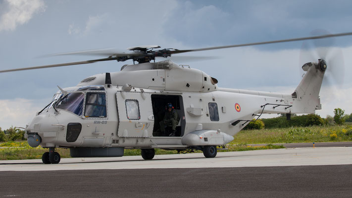 RN-03 Belgian Air Force NHI NH90 NFH