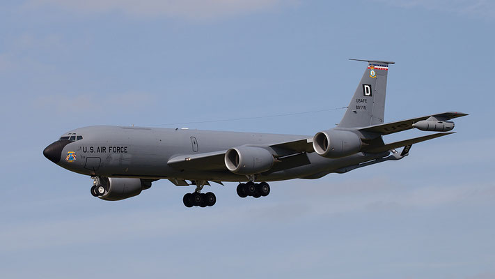 58-0118 - Boeing KC-135R Stratotanker - United States - US Air Force