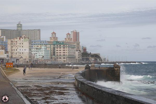Cuba Havanna Malecón – Uferpromenade