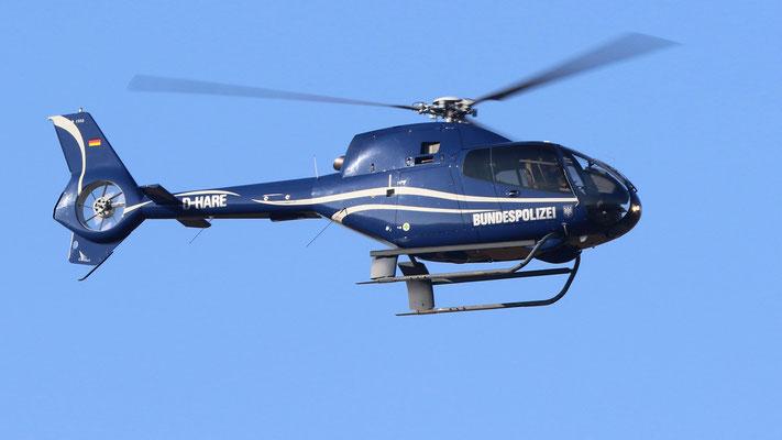 D-HARE  Bundespolizei  Eurocopter EC-120B Colibri