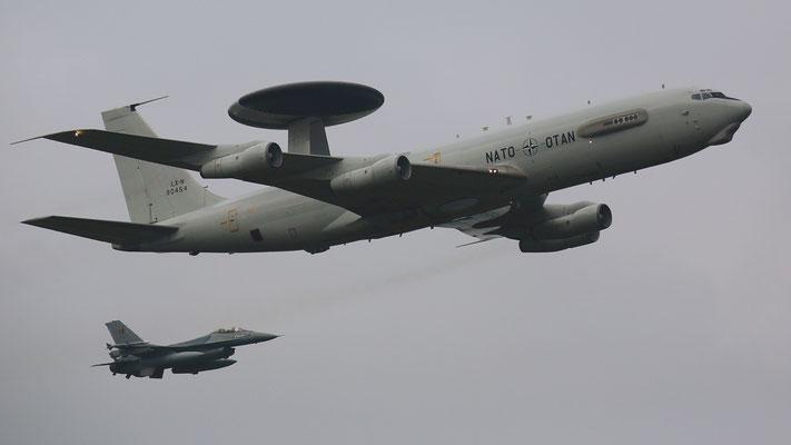 NATO E3A Awacs LX-N90454