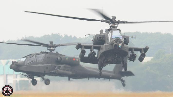 Koninklijke Luchtmacht Royal Netherlands Airforce  AH-64D Apache