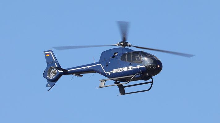 D-HSHC Bundespolizei  Eurocopter EC-120B Colibri