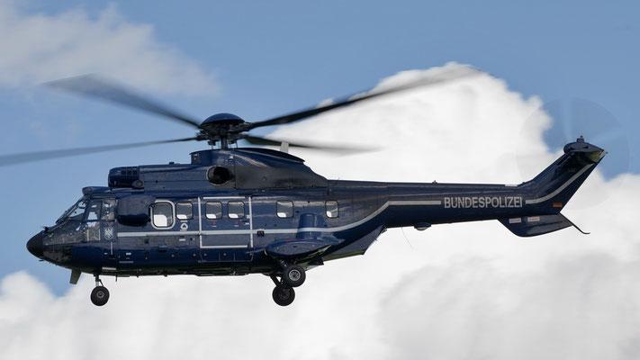 D-HEGW Bundespolizei Eurocopter AS 332 L1 Super Puma