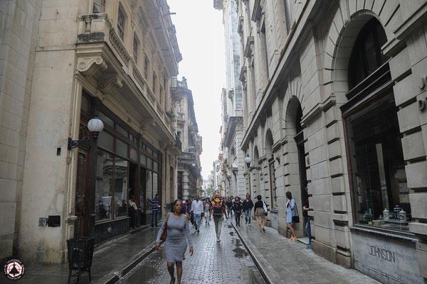 Habana Vieja – Altstadt Havannas