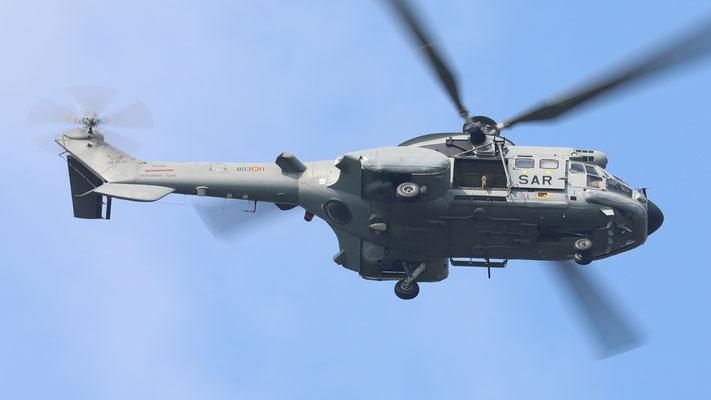 Spain Navy HD.21-11 Eurocopter AS332B 803-11