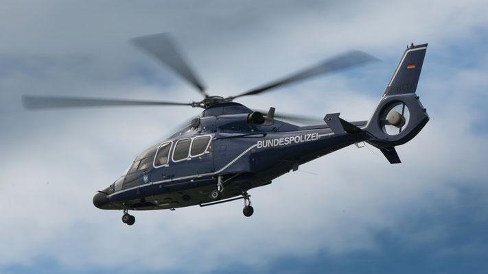 D-HLTI Bundespolizei Eurocopter EC 155B Dauphin