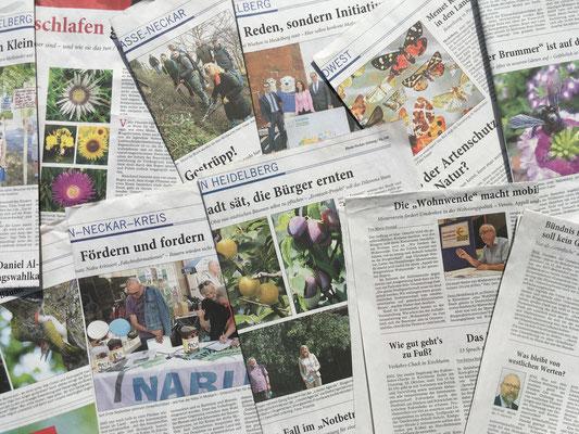 Im Pressespiegel stellen wir Ihnen Presseartikel und Stellungnahmen zur Verfügung (Dagmar Schülke)