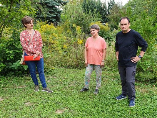 Ein Garten wird in mehreren Generationen gehegt und gepflegt (André Siepe)