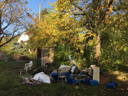 Müll soll aus dem Gebiet entfernt werden (Dagmar Schülke)