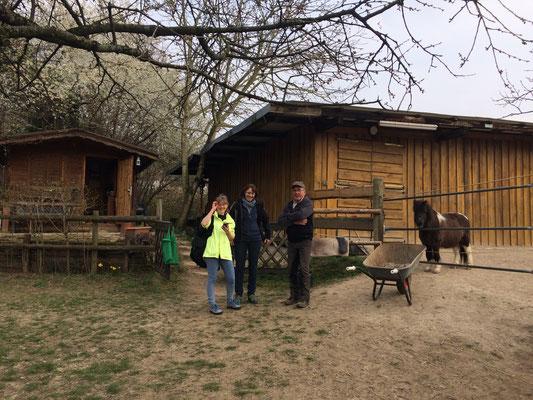 Viele helfen ehrenamtlich bei der Pflege im Augustenbühl mit (Dagmar Schülke)