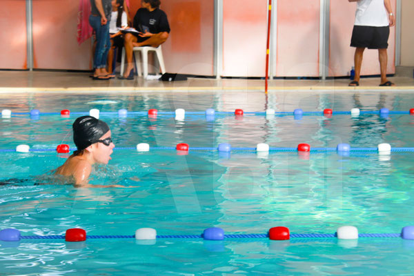 compétition ufolep natation Marseille Aquabul