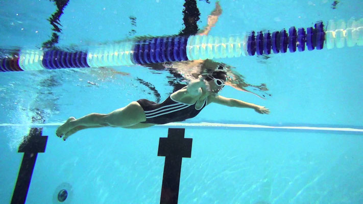 Nage libre natation entraînement libre marseille Aquabul