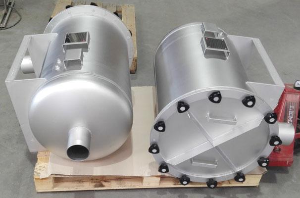 High Pressure Filter Unit (Fines Return Unit)