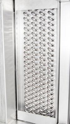 Tube Bends of Heat Exchanger Element