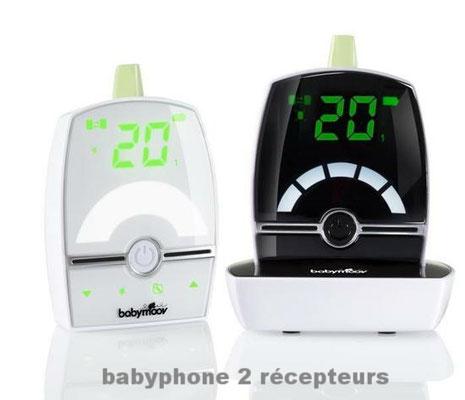 babyphone Premium Care de Babymoov
