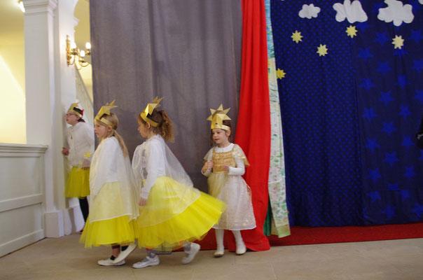 Der kleine Prinz und die Sterne in Hildburghausen 1