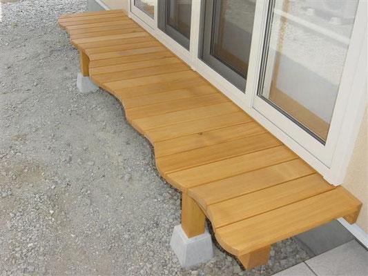 木製,濡縁