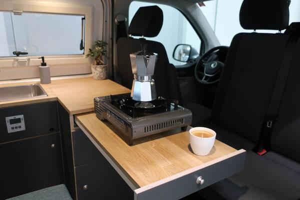 VW T6 Individualausbau
