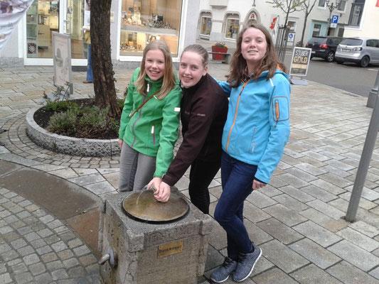 Brunnen in Sigmaringen