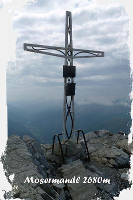 Mosermandl 2680m