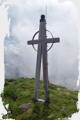 Aleitenspitze 2449m