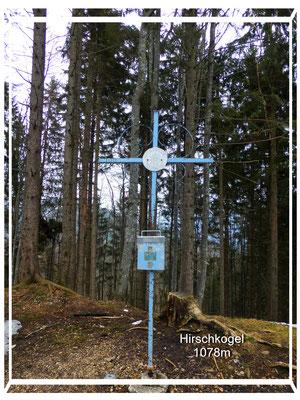 Hirschkogel 1078m