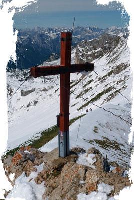Rofanspitze 2259m