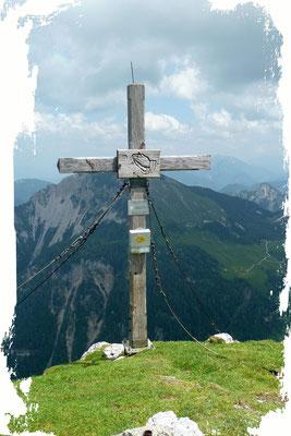 Weinasch (Vanjez) 2104m - Slowenien