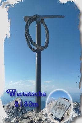 Wertatscha 2180m