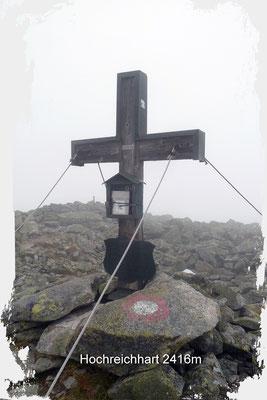 Hochreichhart 2416m