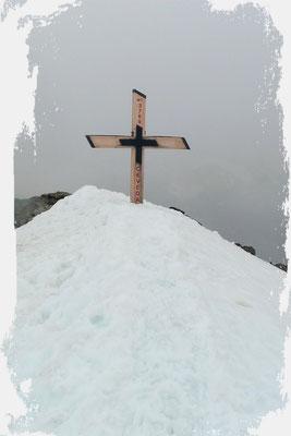 Monte Cevedale 3769m