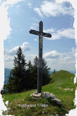 Kirchwand 1749m