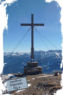 Parggenspitze 2323m